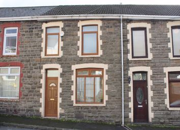 Thumbnail 3 bed terraced house to rent in George Street, Caerau, Maesteg, Mid Glamorgan
