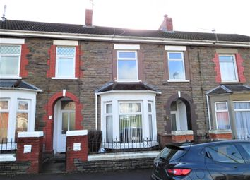 Thumbnail 3 bed terraced house for sale in Standard Street, Trethomas, Caerphilly