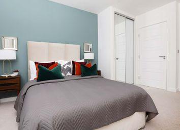 Thumbnail 2 bed flat for sale in Royal Albert Wharf, The Royal Docks, London