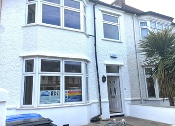 Thumbnail 6 bed terraced house to rent in Warwick Road, Cliftonville, Margate