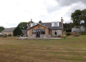 Thumbnail 2 bed detached house for sale in Prescalton, Carron, Aberlour