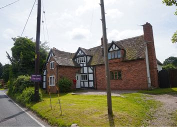 6 bed detached house for sale in Shrewsbury Road, Cressage, Shrewsbury SY5