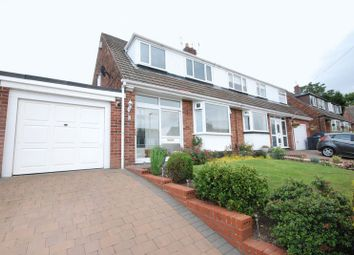 Thumbnail 3 bed semi-detached house for sale in Cromwell Court, Blaydon-On-Tyne