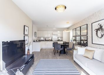 Thumbnail 2 bed flat for sale in Beaumont Gardens, Sutton Road, St. Albans