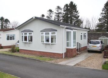Thumbnail 2 bed mobile/park home for sale in Cunninghamhead Estate, Cunninghamhead, Kilmarnock, North Ayrshire