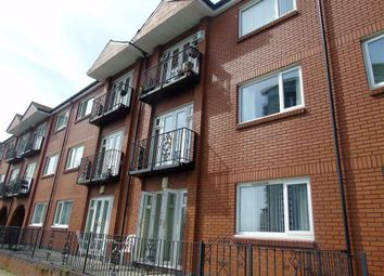 Thumbnail 1 bed flat for sale in Victoria Quay, Maritime Quarter, Swansea