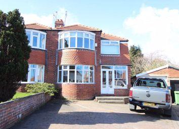 3 bed semi-detached house for sale in Ludlow Road, Ashbrooke, Sunderland SR2