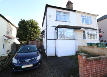Thumbnail 2 bedroom semi-detached house for sale in Gertrude Road, Belvedere, Kent