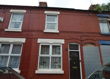 2 bed terraced house for sale in Wimbledon Street, Liverpool, Merseyside L15