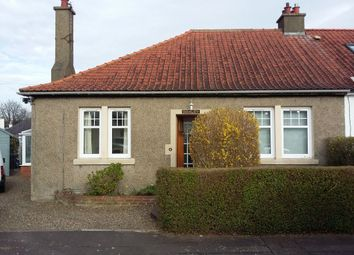 Thumbnail 3 bed semi-detached bungalow for sale in 4 Saughtonhall Gardens, Edinburgh