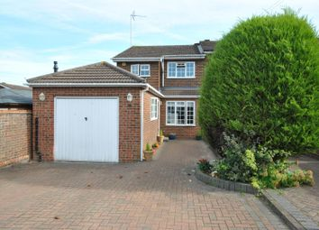 Thumbnail 3 bed end terrace house for sale in Grovedale Close, Cheshunt, Waltham Cross