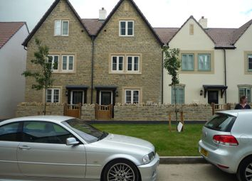 Thumbnail 3 bed terraced house to rent in Bowling Hill Business Park, Quarry Road, Chipping Sodbury, Bristol