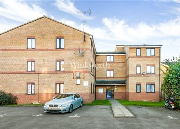 Thumbnail 1 bed flat for sale in Draycott Close, London