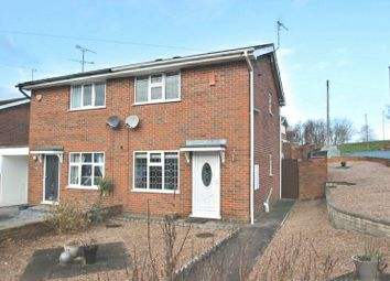 Thumbnail 2 bed semi-detached house for sale in Whiteridge Road, Kidsgrove, Stoke-On-Trent