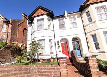 Thumbnail 4 bed semi-detached house for sale in Vale Road, St Leonards-On-Sea, East Sussex