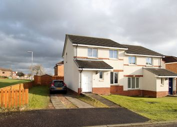 Thumbnail 2 bed semi-detached house for sale in Pentland Drive, Kennoway, Fife