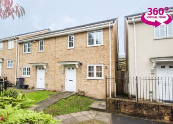 Thumbnail 2 bed semi-detached house for sale in Burtons Place, Llantarnam, Cwmbran