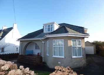 Thumbnail 4 bed bungalow for sale in Penrallt Road, Trearddur Bay, Holyhead, Sir Ynys Mon