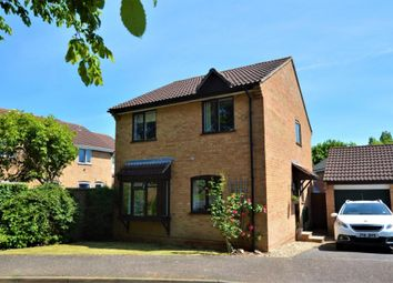 3 bed detached house for sale in Derwent Grove, Taunton, Somerset TA1
