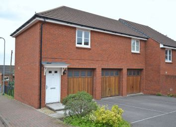 Thumbnail 2 bed property to rent in Ridgeway Close, Newport