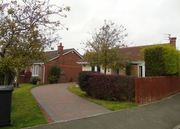 Thumbnail 3 bed bungalow for sale in Campion Way, Ashington
