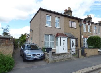 Thumbnail 2 bed terraced house to rent in Delamare Road, Cheshunt, Waltham Cross