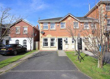 Thumbnail 3 bed property for sale in 18 Garden Close, Poulton-Le-Fylde, Lancs