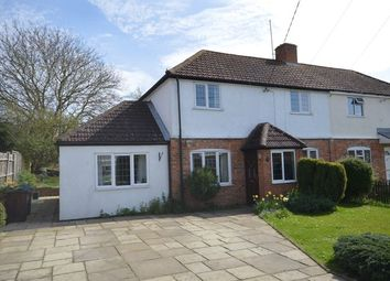 Thumbnail 3 bed semi-detached house for sale in Highfield, Long Crendon, Aylesbury