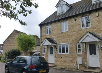 Thumbnail 3 bed end terrace house for sale in Ashway Court, Cainscross, Stroud, Gloucestershire