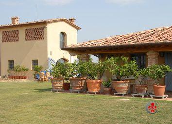 Thumbnail 6 bed farmhouse for sale in Crespina Lorenzana, Pisa, Tuscany, Italy