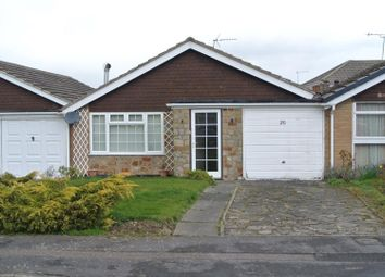 Thumbnail 2 bedroom detached bungalow for sale in Orchard Avenue, Castle Donington, Derby