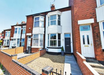 Thumbnail 3 bed terraced house for sale in Narborough Road, Leicester