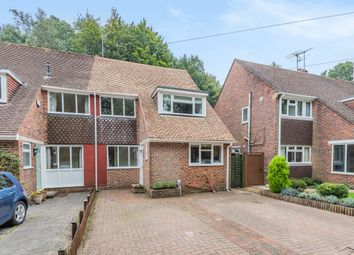 Thumbnail 4 bed semi-detached house for sale in Kings Road, Haslemere