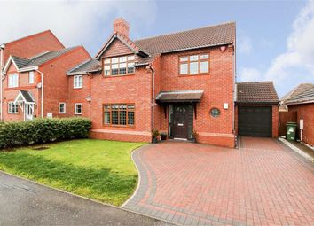Thumbnail 4 bedroom detached house for sale in Shropshire Court, Bletchley, Milton Keynes, Bucks