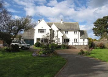 Thumbnail 4 bedroom detached house for sale in Bull Bay Road, Amlwch