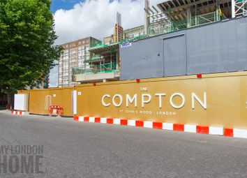 Thumbnail 2 bed flat for sale in The Compton, 30 Lodge Road, St Johns Wood, London