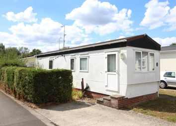 Thumbnail 1 bed mobile/park home for sale in Mytchett Farm Park, Mytchett