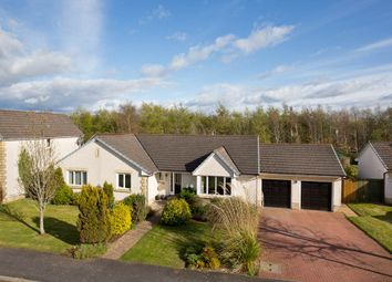 Thumbnail 4 bed detached bungalow for sale in Robinsland Drive, West Linton