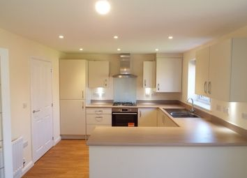 Thumbnail 3 bed detached house to rent in Yoxall Way, Lichfield