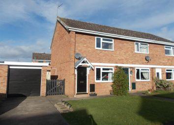 Thumbnail 2 bed terraced house for sale in Kestrel Drive, Shrewsbury