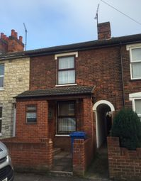 Thumbnail 2 bedroom terraced house to rent in Alston Road, Ipswich