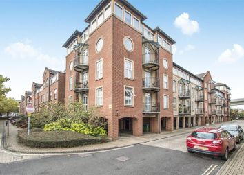 Thumbnail 2 bed flat for sale in Asturias Way, Ocean Village Marina, Southampton
