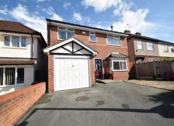 Thumbnail 4 bed detached house for sale in Sandy Lane, Heswall, Wirral