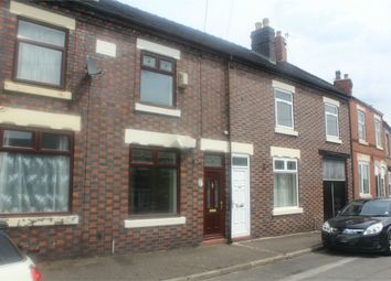 Thumbnail 2 bed terraced house for sale in Leycett Road, Scot Hay, Newcastle, Staffordshire