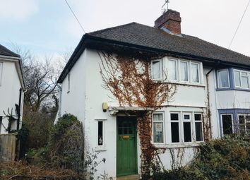 Thumbnail 3 bedroom semi-detached house for sale in Wolvercote, Oxford