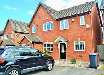 Thumbnail 2 bed semi-detached house for sale in Ford Avenue, Kirkby, Liverpool