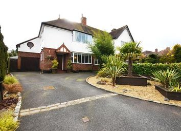 Thumbnail 4 bed semi-detached house for sale in Greenway, Trentham, Stoke On Trent