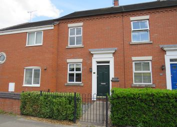 Thumbnail 2 bed terraced house to rent in Ashbourne Road, Rocester