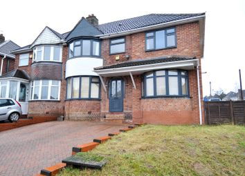 5 bed semi-detached house for sale in Lindsworth Road, Kings Norton, Birmingham B30