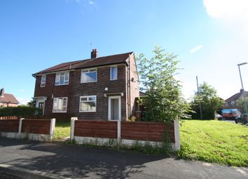 Thumbnail 2 bed semi-detached house to rent in Cavendish Road, Kirkholt, Rochdale